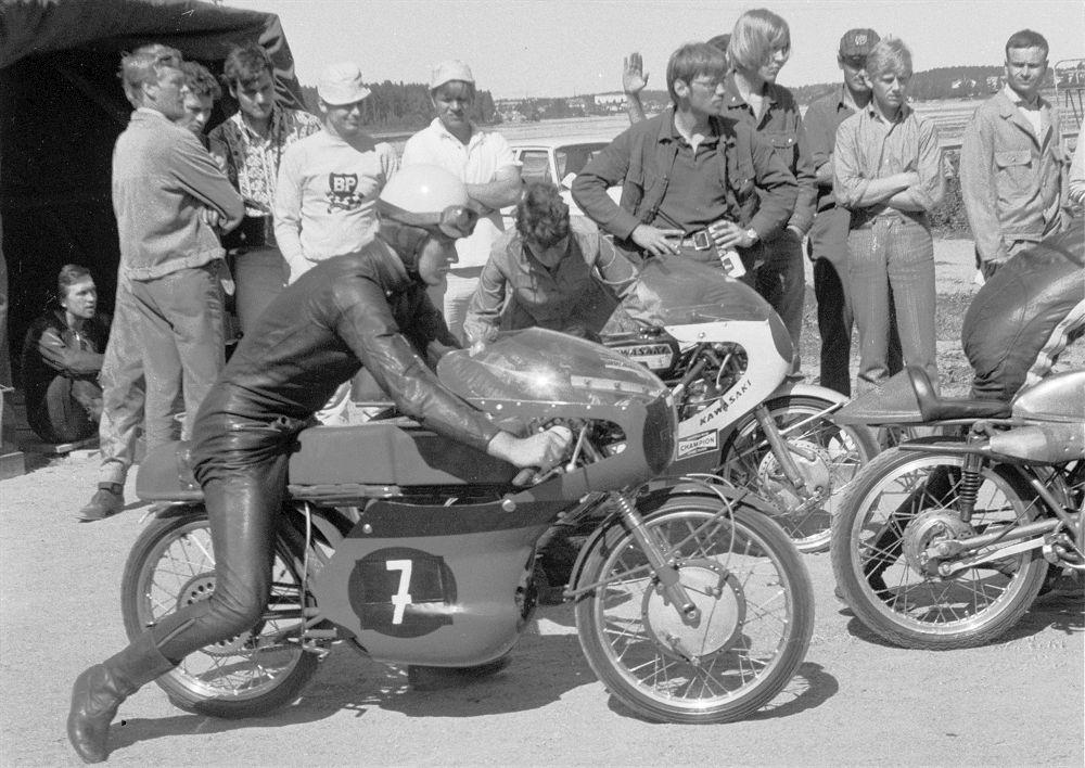 MZ ES 250 bicylindre de Thomas Heuschkel Heuschkel69